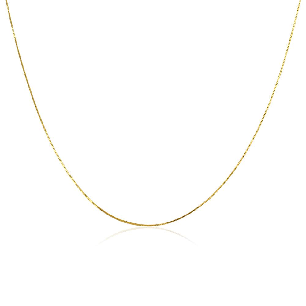 Imagem do produto Corrente em Ouro 18k Veneziana 40 cm - 5043050 - ouro  amarelo 18k 2cff1f57d2