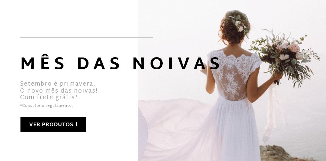 Banner Mês das Noivas