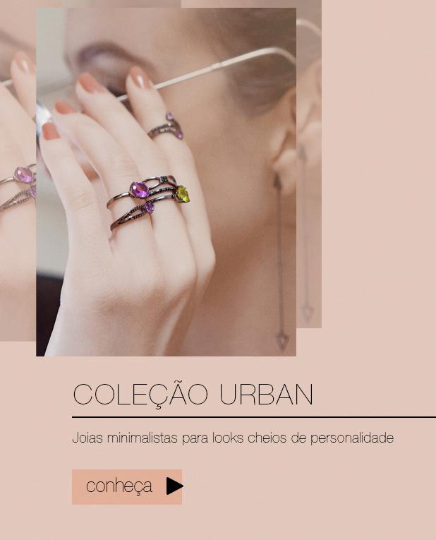 Coleção Urban - Mobile