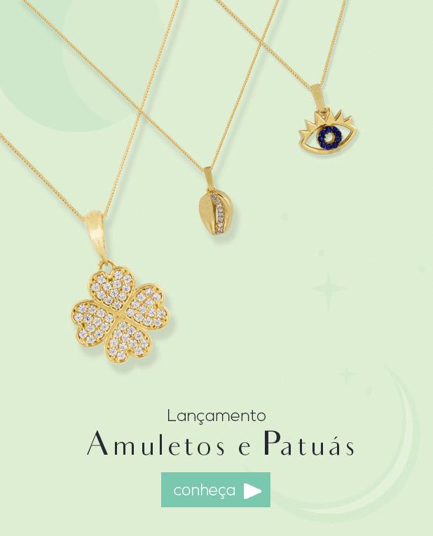 Lançamento Amuletos e Patuas - mobile