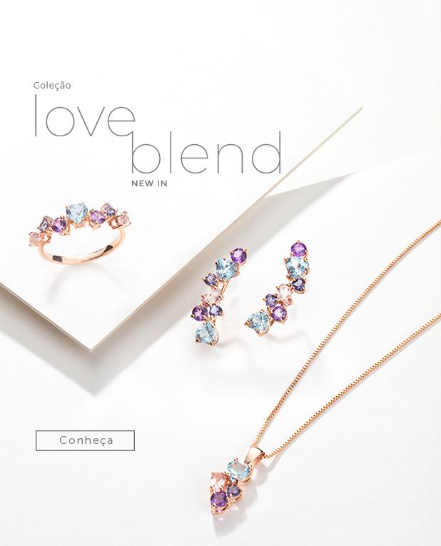 Coleção Love Blend - mobile