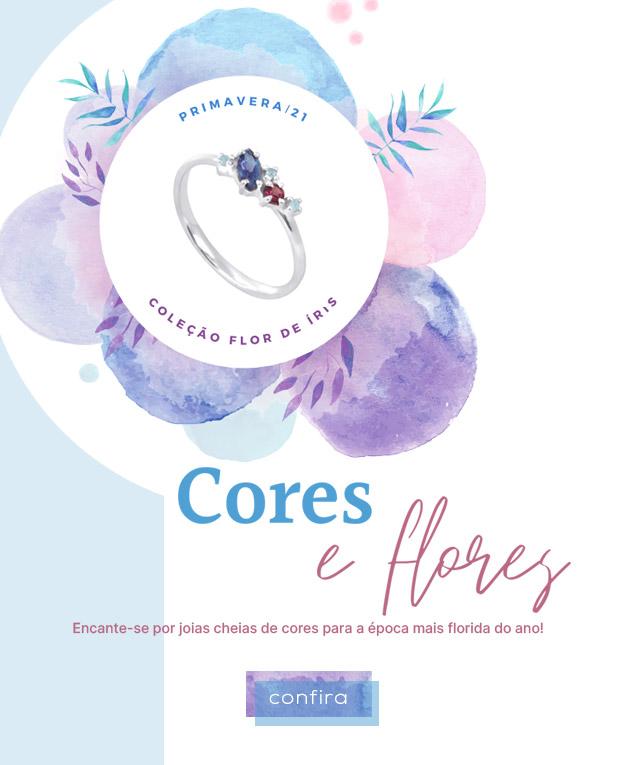 Lançamento Flor de Íris Mobile