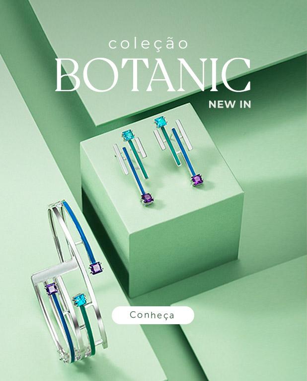 Coleção Botanic - mobile